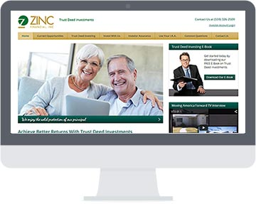 ZINC Investing - Trust Deed Investments